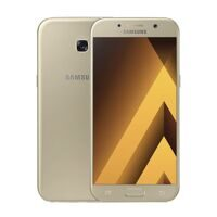 Смартфон Samsung Galaxy A3 (2017) Gold