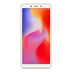 Смартфон Xiaomi Redmi 6A 3/32GB Gold