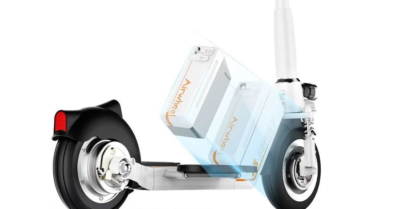 Airwheel Z5.