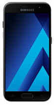 Смартфон Samsung Galaxy A3 (2017) SM-A320F Single Sim Black